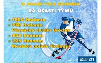VIII. ročník turnaje IZS v ledním hokeji