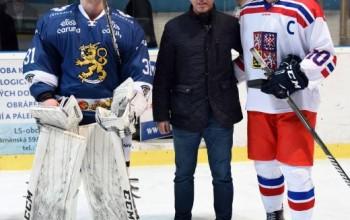 Mezinárodní turnaj 4 zemí v ledním hokej