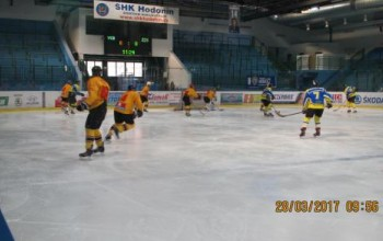 VII. ročník turnaje IZS v ledním hokeji