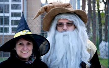 Velký slet čarodějnic a čarodějů
