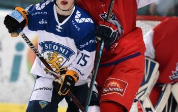 Turnaj v ledním hokeji 4 zemí reprezentací - U20